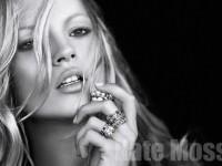 Kate Moss, modella di... arte!