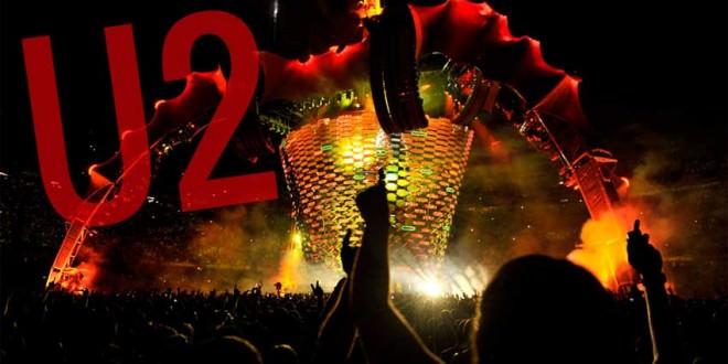 U2: immagini dal tour 2009