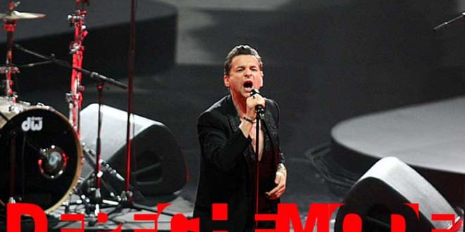 I Depeche Mode in concerto