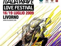 La locandina di Italia Wave a Livorno