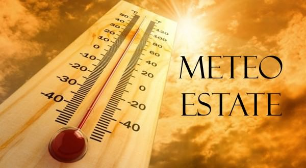Meteo estate: farà caldo?