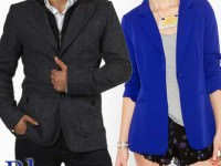 blazer colorati