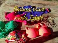 Costumi mare: la moda dell'estate