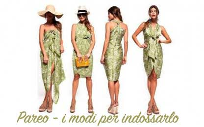moda pareo