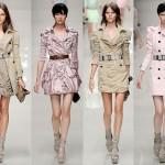 I colori di moda Primavera-Estate 2010