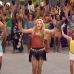 Waka Waka, il balletto di Shakira per i Mondiali!